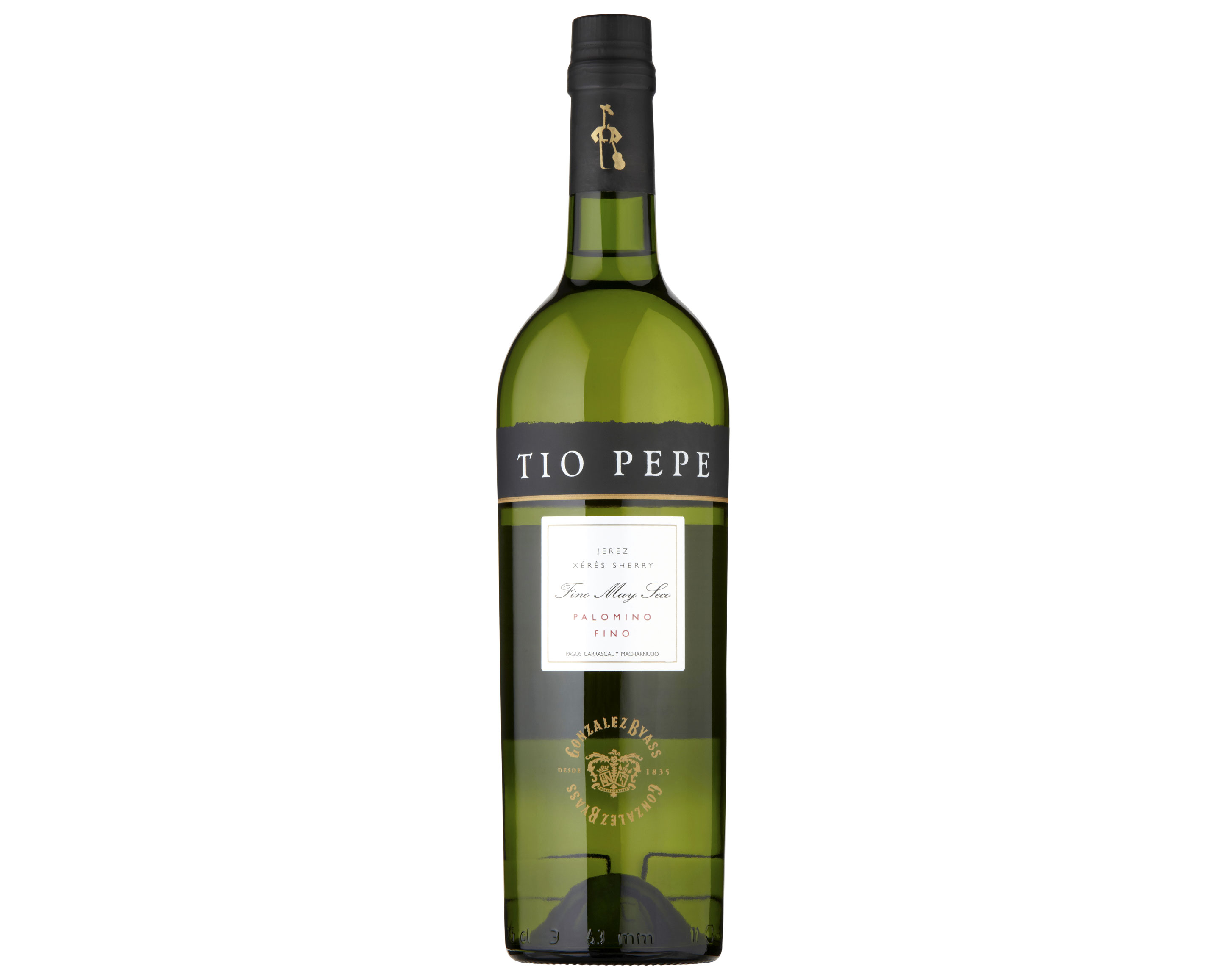 Tio Pepe – Jerez Fino Muy Seco